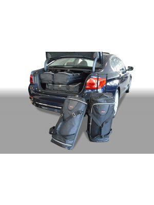 BMW 5 Serie (G30) 2017-heden 4d Car-Bags reistassenset