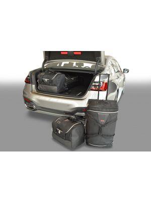 Reistassen   Car Bags   BMW   7-Serie 740e iPerformance (plug-in hybrid) 2017- 4d sedan   G11