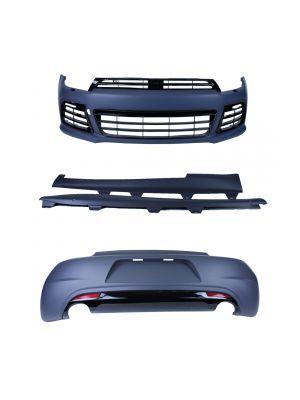 Bodykit | Volkswagen Scirocco 2008-2014 | R-Look | ABS Kunststof