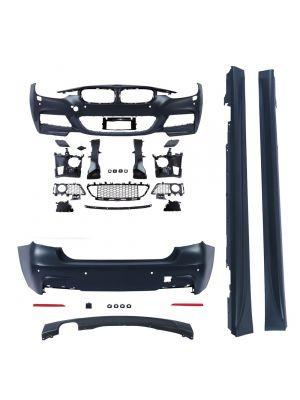Bodykit | voor M-Pakket | BMW 3-serie sedan F30 2012-2015 | ABS Kunststof