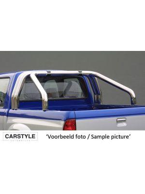 Roll Bar | Volkswagen | Amarok Dubbele Cabine 11-16 4d pic. / Amarok Dubbele Cabine 16- 4d pic. | 3-pijps | RVS