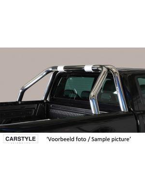 Roll Bar | Volkswagen | Amarok Dubbele Cabine 11-16 4d pic. / Amarok Dubbele Cabine 16- 4d pic. | Design | RVS