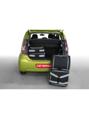 Reistassen set | Daihatsu Sirion M3# 2005- 5 deurs | Car-bags