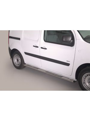Side Bars | Mercedes-Benz | Citan 12- 4d bes. | RVS