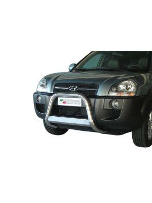 Pushbar | Hyundai | Tucson 04-10 5d suv. | RVS Met CE-Keur CE-keur