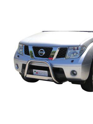 Pushbar | Nissan | Pathfinder 05-10 5d suv. | RVS CE-keur