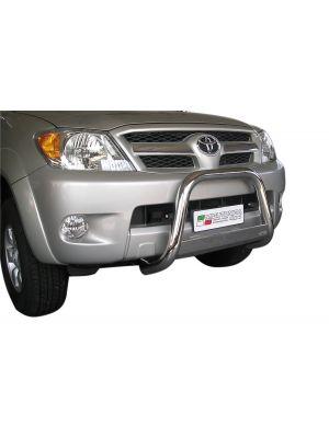 Pushbar | Toyota | Hilux 06-12 2d pic. / Hilux D.C. 06-12 4d pic. | RVS CE-keur