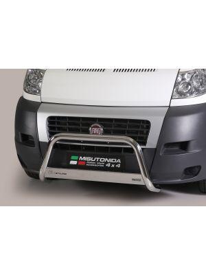 Pushbar | Fiat | Ducato Combinato 12-14 4d bus. | RVS CE-keur