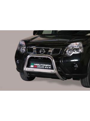 Pushbar | Nissan | X-Trail 10-14 5d suv. | RVS CE-keur