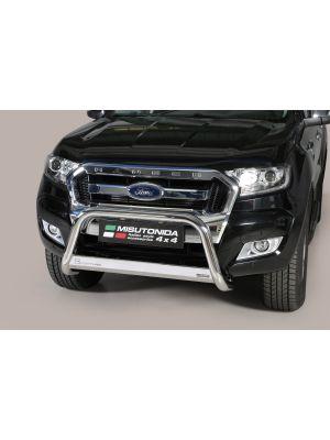 Pushbar | Ford | Ranger Double Cab 12- 4d pic. / Ranger Super Cab 12-19 4d pic. | RVS CE-keur