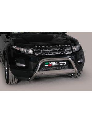 Pushbar | Land Rover | Range Rover Evoque 11-13 5d suv. / Range Rover Evoque 13- 5d suv. | RVS Pure & Prestige uitvoering | Pre-facelift CE-keur