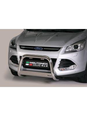 Pushbar | Ford | Kuga 13-16 5d suv. | RVS CE-keur