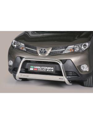 Pushbar | Toyota | RAV4 13-16 5d suv. | RVS CE-keur