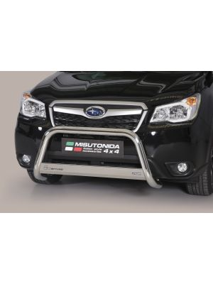 Pushbar | Subaru | Forester 13- 5d suv. | RVS CE-keur