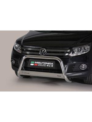 Pushbar | Volkswagen | Tiguan 11-16 5d suv. | RVS CE-keur