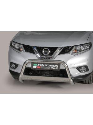 Pushbar | Nissan | X-Trail 14-17 5d suv. / X-Trail 17- 5d suv. | RVS CE-keur