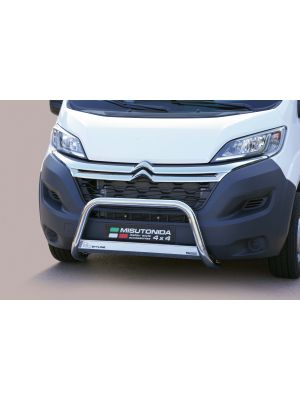 Pushbar | Citroen | Jumper Combi 14- 4d bus. | RVS CE-keur