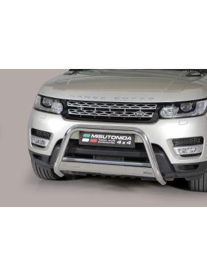 Pushbar | Land Rover | Range Rover Sport 13- 5d suv. | RVS CE-keur