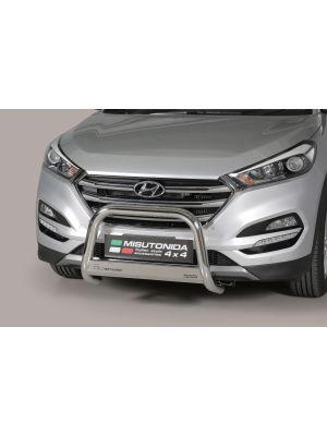 Pushbar | Hyundai | Tucson 15-18 5d suv. | RVS CE-keur