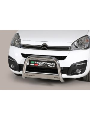 Pushbar | Citroen | Berlingo Multispace 15- 5d mpv. | RVS CE-keur