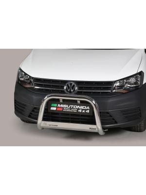 Pushbar   Volkswagen   Caddy Combi 15- 5d mpv.   RVS CE-keur
