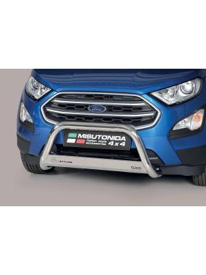Pushbar | Ford | EcoSport 18- 5d suv. | RVS CE-keur