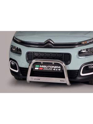 Pushbar | Citroen | Berlingo 19- 5d mpv. | RVS CE-keur