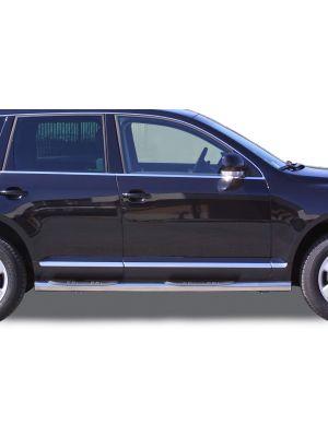 Side Bars | Volkswagen | Touareg 02-07 5d suv. / Touareg 07-10 5d suv. | RVS