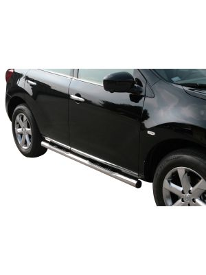 Side Bars | Nissan | Murano 08-10 5d suv. / Murano 10-15 5d suv. | RVS