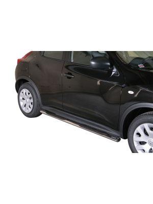 Side Bars | Nissan | Juke 10-14 5d suv. / Juke 14- 5d suv. | 4x2 | RVS