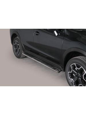Side Bars | Subaru | XV 12-17 5d suv. | RVS