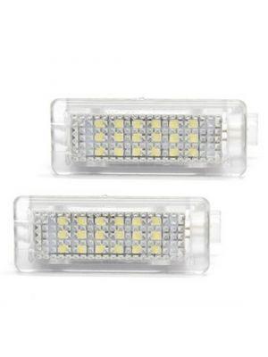 LED instapverlichting | Mercedes-Benz ML W166 E-klasse coupé C207 E-klasse cabriolet A207 | Complete LED unit | Deurverlichting