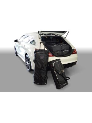 Reistassen set | Mercedes CLA Shooting Brake X117 2015- | Car-Bags