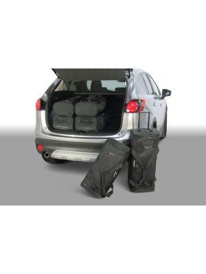 Reistassen set | Mazda CX-5 2012- suv | Car-bags