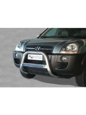 Pushbar | Hyundai | Tucson 04-10 5d suv. | RVS Zonder CE-keur