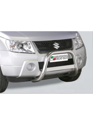 Pushbar | Suzuki | Grand Vitara 05-08 3d suv. / Grand Vitara 05-08 5d suv. | zonder CE-Keur | RVS