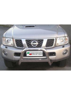 Pushbar | Nissan | Patrol GR 04-10 3d suv. / Patrol GR 04-10 5d suv. | RVS