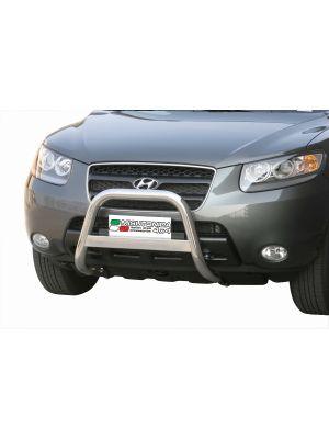Pushbar | Hyundai | Santa Fe 06-10 5d suv. | RVS Zonder CE-keur