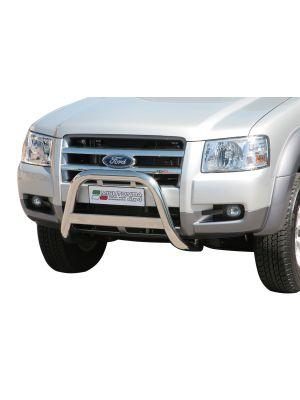 Pushbar | Ford | Ranger 2007-2009 | zonder CE-Keur RVS