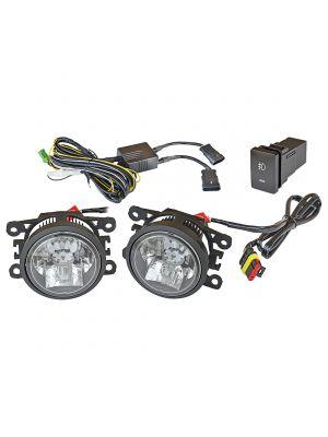 Mistlampen LED met LED dagrijverlichting | Citroen | Dacia | Ford | Nissan | Peugeot | Opel | Renault | Suzuki |