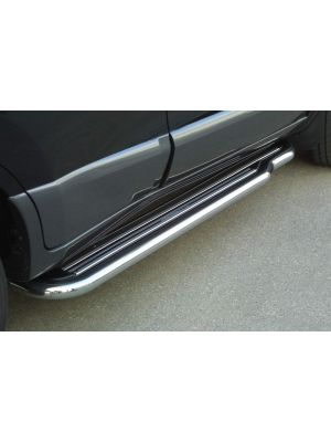 Side Bars | Hyundai | Santa Fe 00-04 5d suv. | RVS