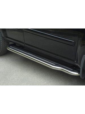 Side Bars | Nissan | X-Trail 01-03 5d suv. / X-Trail 03-07 5d suv. | RVS
