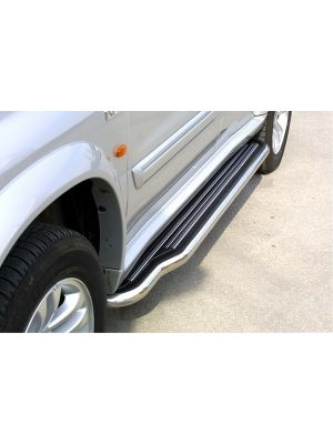 Side Bars | Suzuki | Grand Vitara XL-7 04-06 5d suv. | RVS