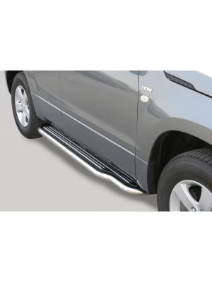Side Bars | Suzuki | Grand Vitara 05-08 5d suv. | RVS