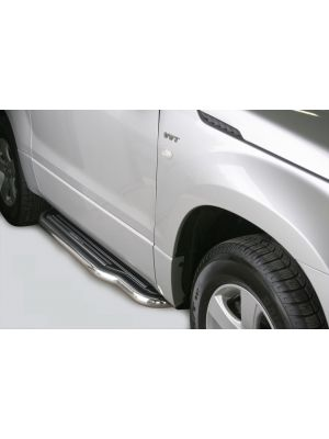 Side Bars | Suzuki | Grand Vitara 05-08 3d suv. / Grand Vitara 08-10 3d suv. / Grand Vitara 10-12 3d suv. | RVS