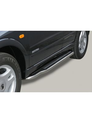 Side Bars | Ssangyong | Kyron 05-07 5d suv. | RVS