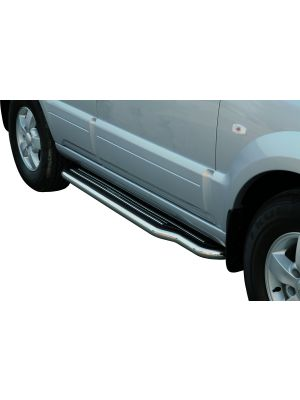 Side Bars | Kia | Sorento 06-09 5d suv. | RVS