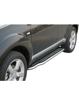 Side Bars | Mitsubishi | Outlander 07-10 5d suv. | RVS
