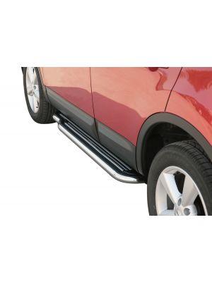 Side Bars | Nissan | Qashqai 07-08 5d suv. / Qashqai 08-10 5d suv. | RVS