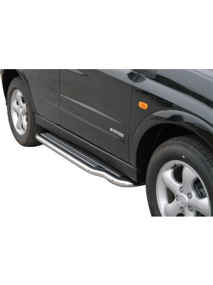 Side Bars | Ssangyong | Kyron 07-09 5d suv. | RVS